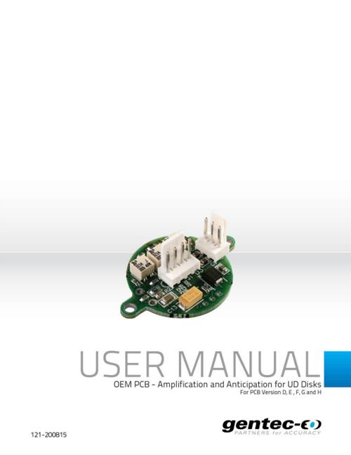 Download center - Gentec-EO
