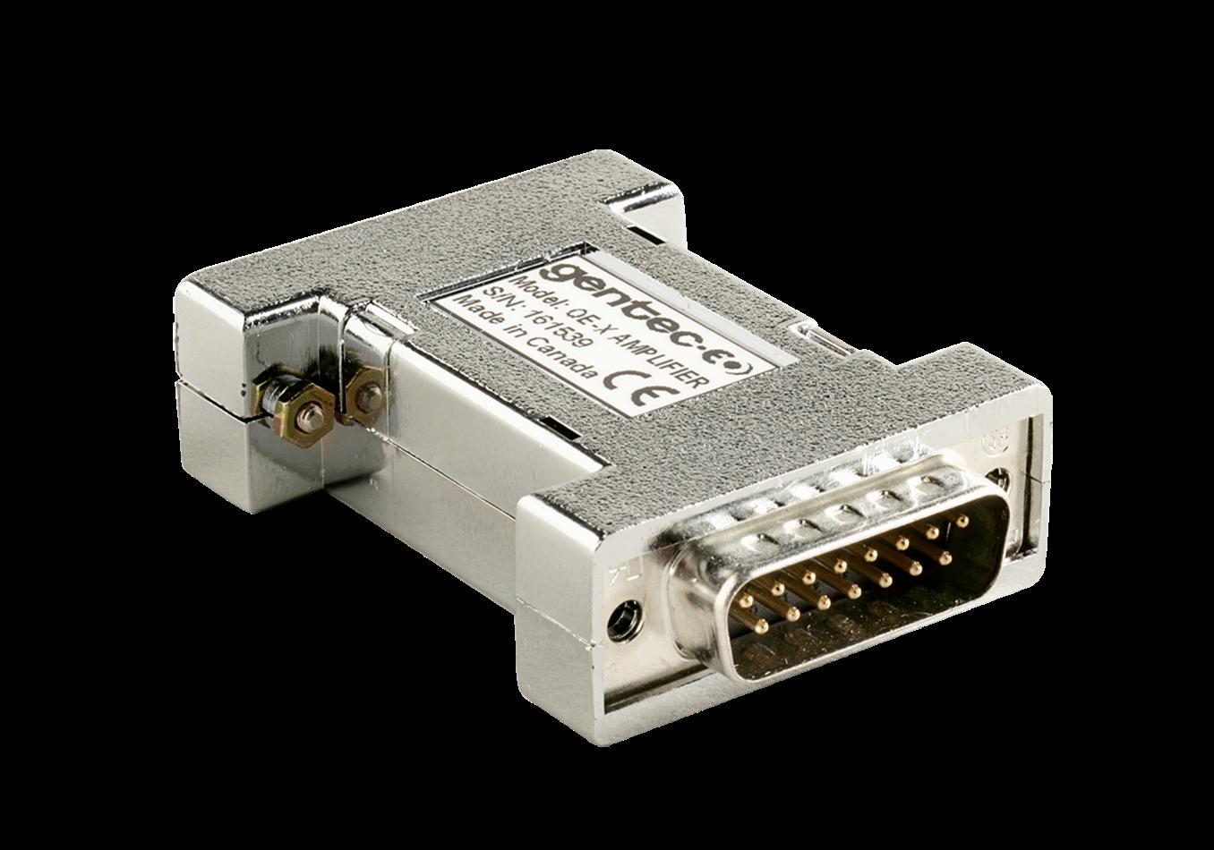 DB15-ADAPTOR - Adaptors & cables - Gentec-EO